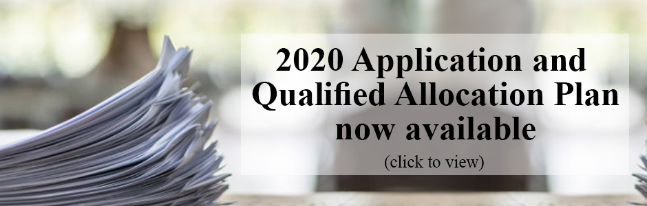 2020 QAP and Application
